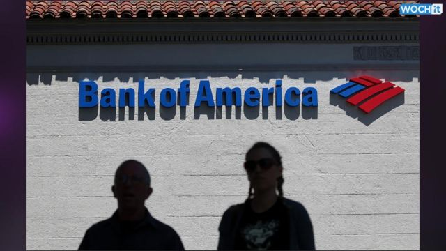News video: Bank Of America Quarterly Profit Drops 43 Percent