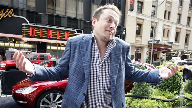 News video: Tesla's Elon Musk Gives Up on SEX